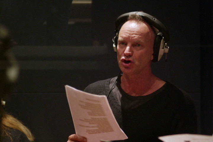 Sting: The Last Ship Albumtrailer 4