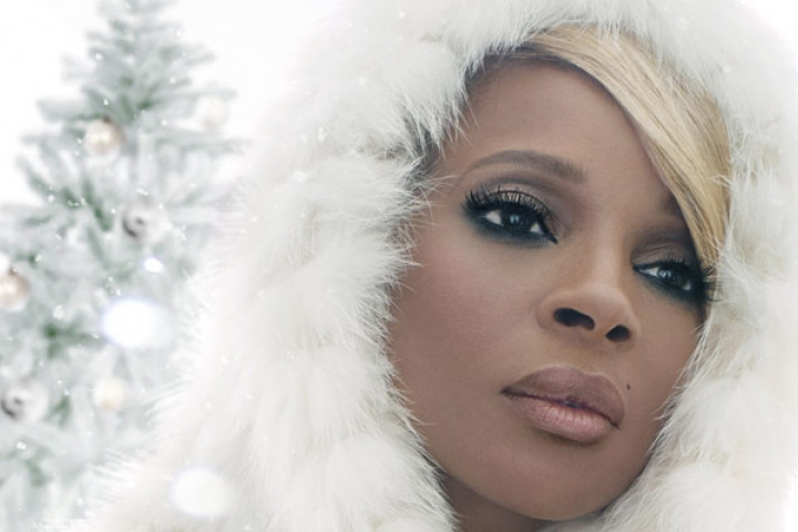 iPad Mary J. Blige 2013