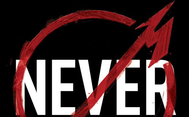 Metallica, Das Cover und Bilder aus dem Metallica-Film Through The Never