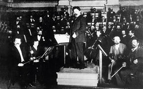 Die Berliner Philharmoniker, Die Berliner Philharmoniker und Deutsche Grammophon kündigen neue Single mit ihrer ältesten Aufnahme an