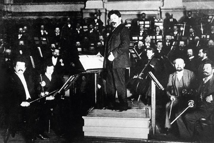 Arthur Nikisch und die Berliner Philharmoniker