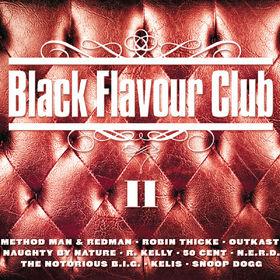 Black Flavour Club, Black Flavour Club II, 00600753446522
