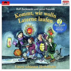 Rolf Zuckowski, Kommt, wir wolln Laterne laufen, 00602537518227