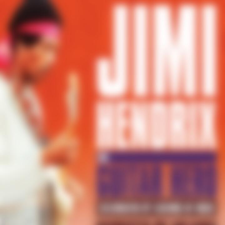 Jimi Hendrix: The Guitar Hero : Hendrix,Jimi