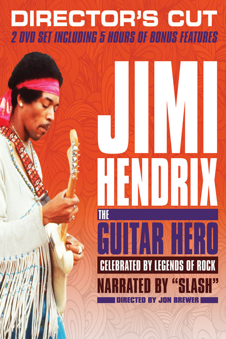 Jimi Hendrix: The Guitar Hero : Hendrix,Jimi