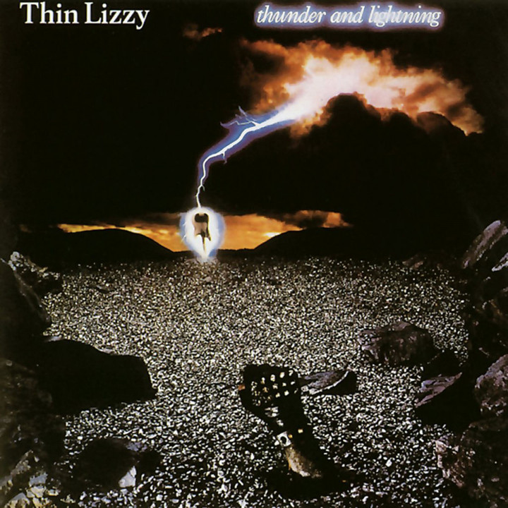 Thunder & Lightning (Deluxe Edition): Thin Lizzy