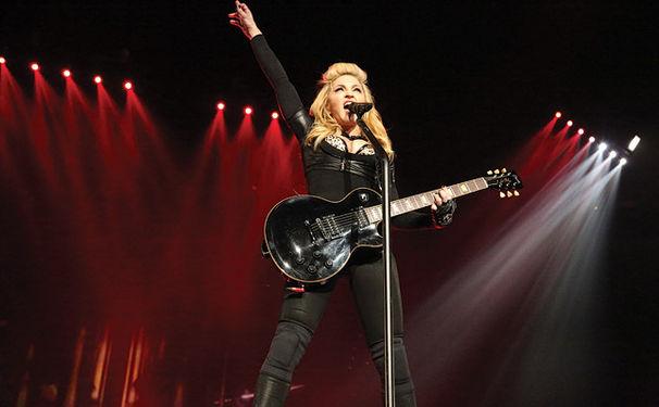 Madonna, Madonna's MDNA World Tour – 2 Stunden Concert Film nun auf DVD/Blu-Ray