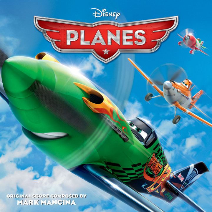 Planes OST Cover