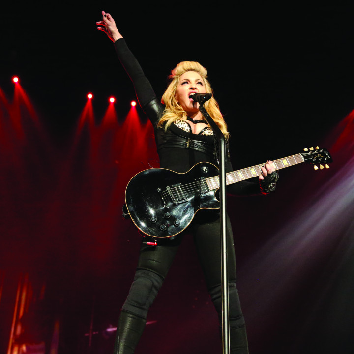 Madonna MDNA World Tour Atlanta Show
