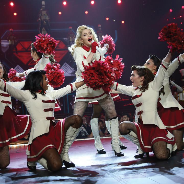 Madonna MDNA WorldTour Atlanta Show