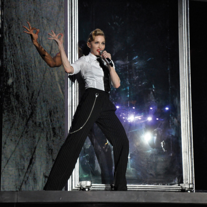 Madonna MDNA World Tour Rome