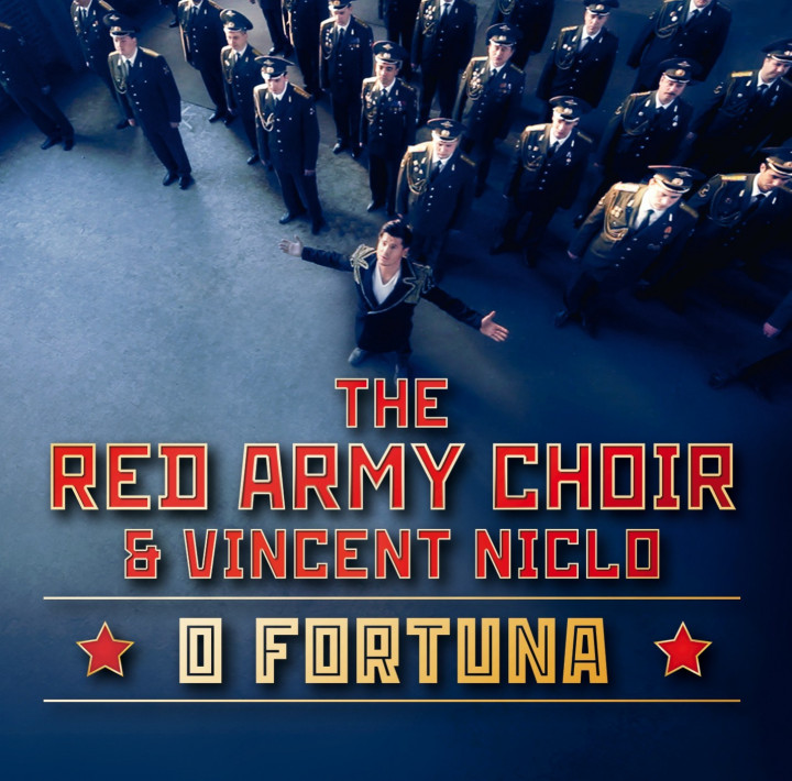 Red Army Choir  Vincent Niclo