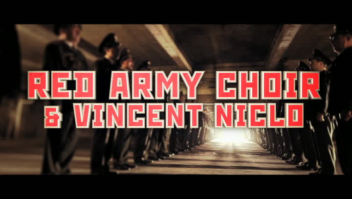 "Red Army Choir & Vincent Niclo - Trailer zum Album ""O Fortuna"""