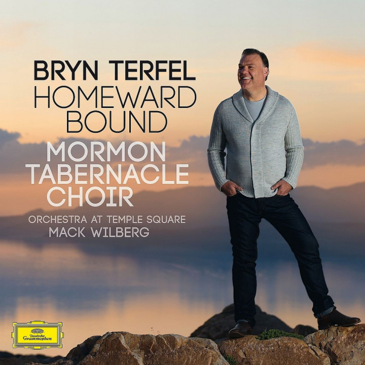 Homeward Bound: Terfel/Wilberg/The Mormon Tabernacle Choir/+