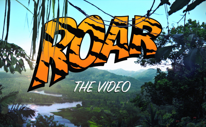 Roar (Queen Of The Jungle Teaser)