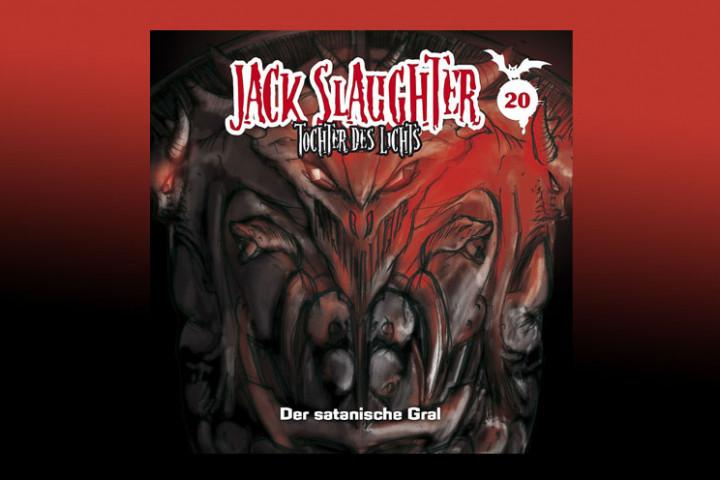 Jack Slaughter - Folge 20: Der satanische Gral Hörprobe