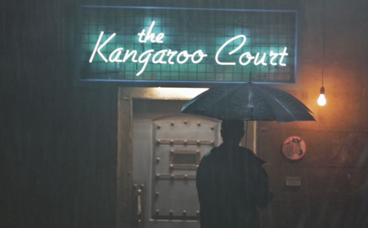 "Behind The Scenes ""Kangaroo Court"""