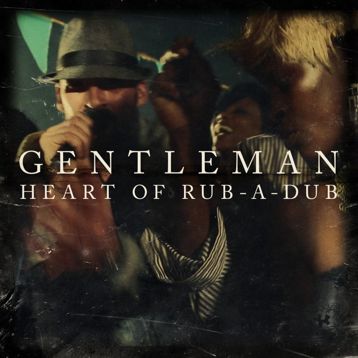 "Singlecover ""Heart Of A Rub-A-Dub"""