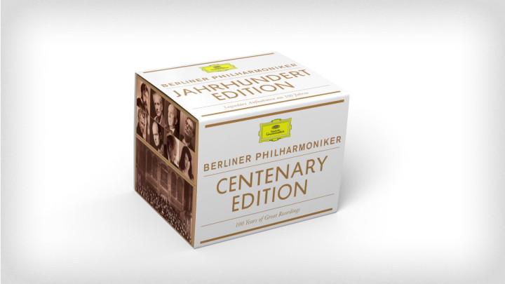 Berliner Philharmoniker - Die Jahrhundert Edition