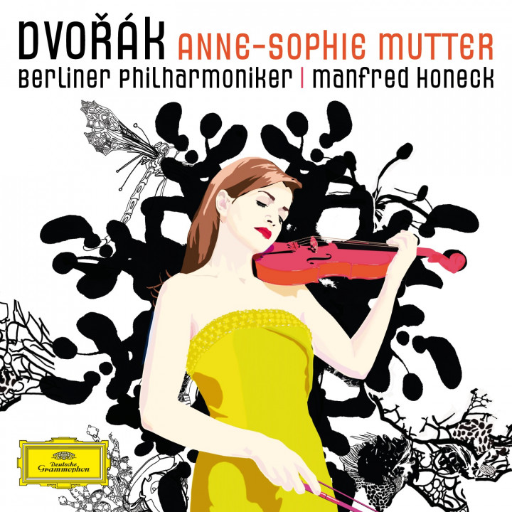 Anne-Sophie Mutter - Dvorak