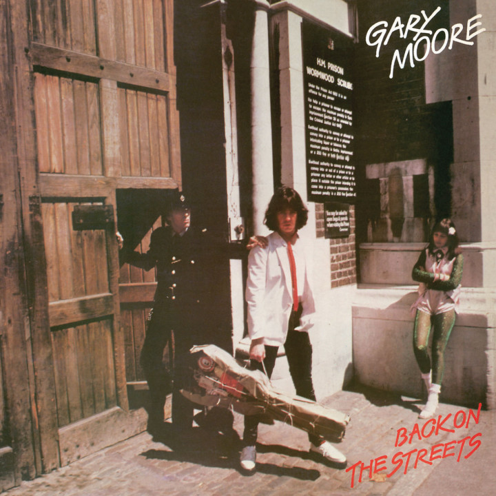 Back On The Streets (Expanded Edt.): Moore, Gary