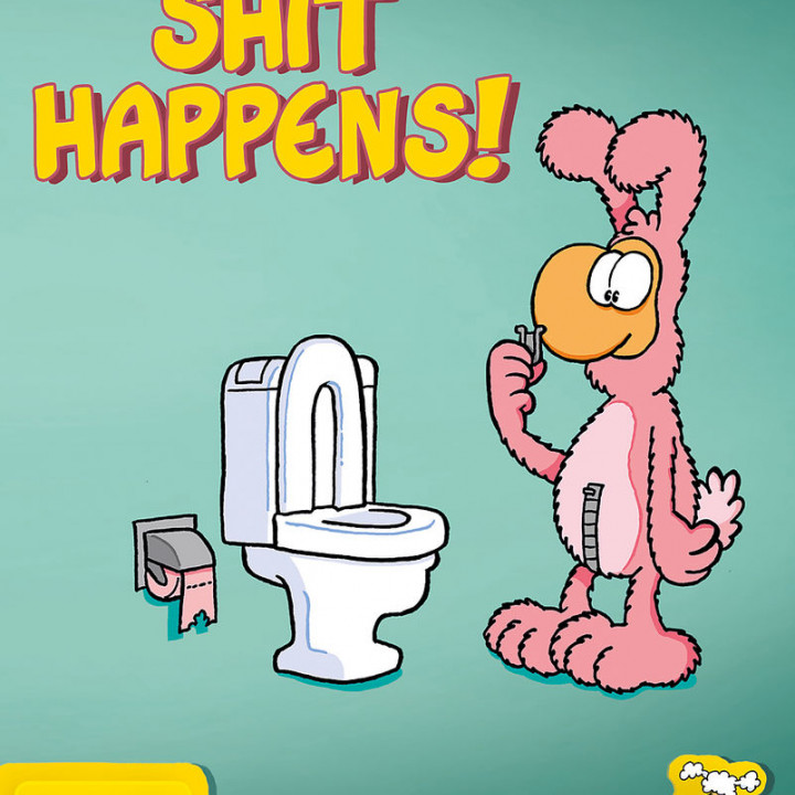 Shit happens!: Ruther, Ralph