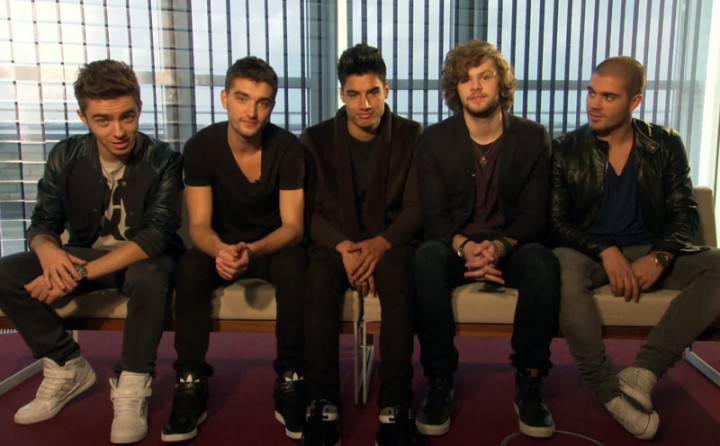 The Wanted - Interview 2013