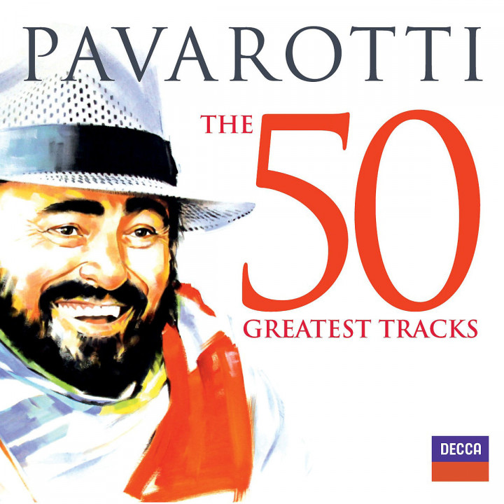 Pavarotti - The 50 Greatest Tracks: Pavarotti/Bocelli/Bono/Sinatra/Sting/+