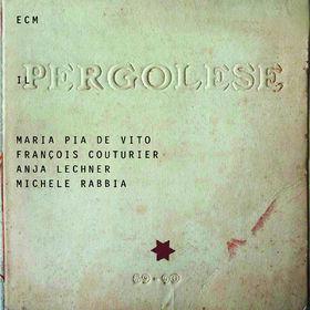Anja Lechner, Il Pergolese, 00028948104277