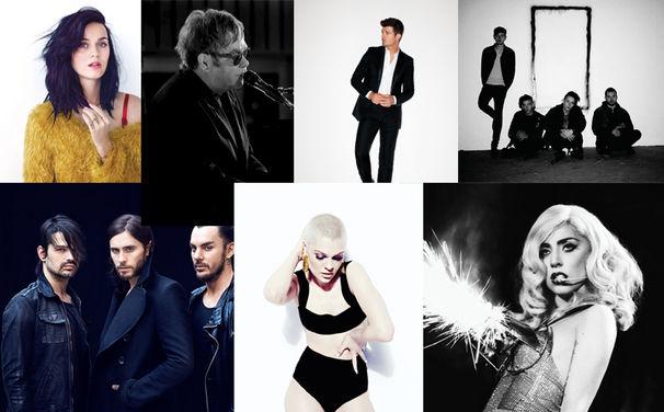 Lady Gaga, Diese Künstler spielen beim iTunes Festival 2013 in London