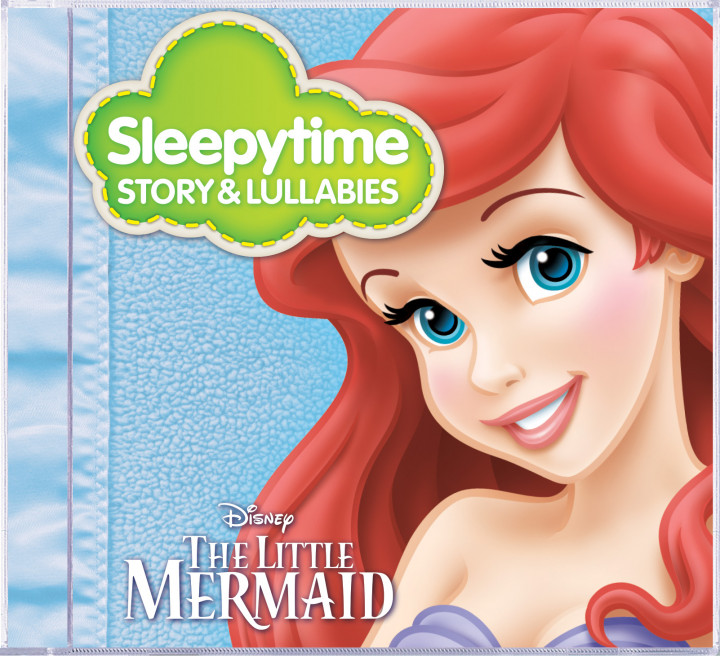 The little Mermaid: Sleepytime Stoy & Lullabies