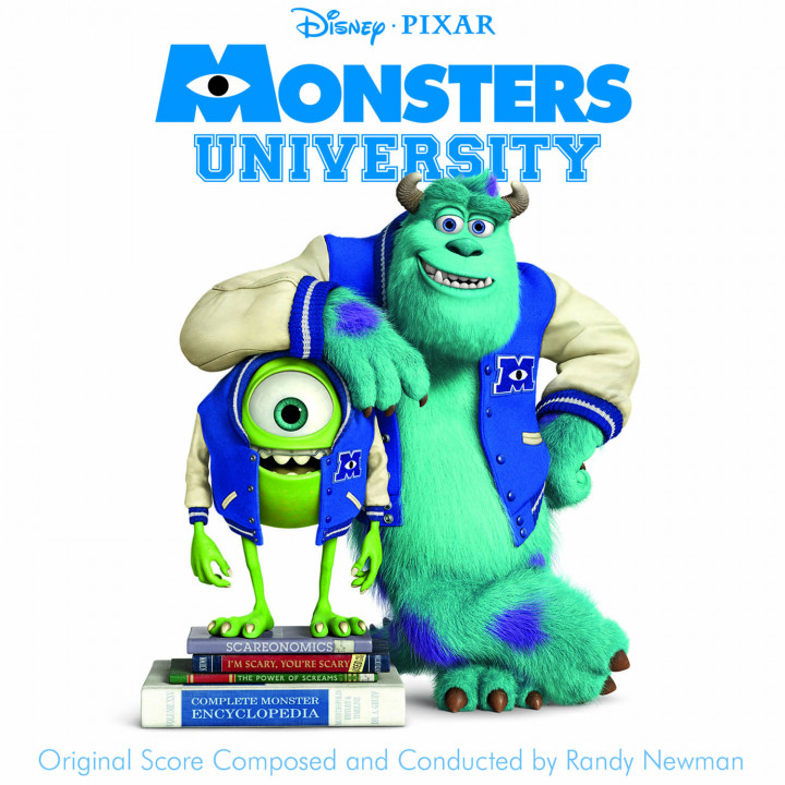 Monsters University (OST)