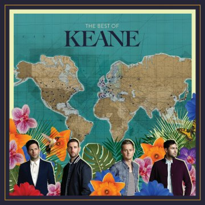 Best Of- Keane