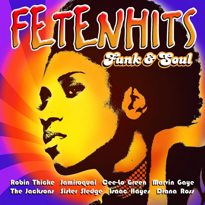 Fetenhits - Funk & Soul