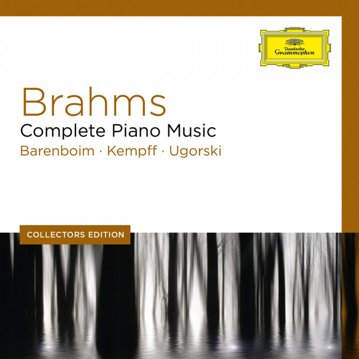 Sämtliche Klavierwerke: Barenboim/Kempff/Ugorski