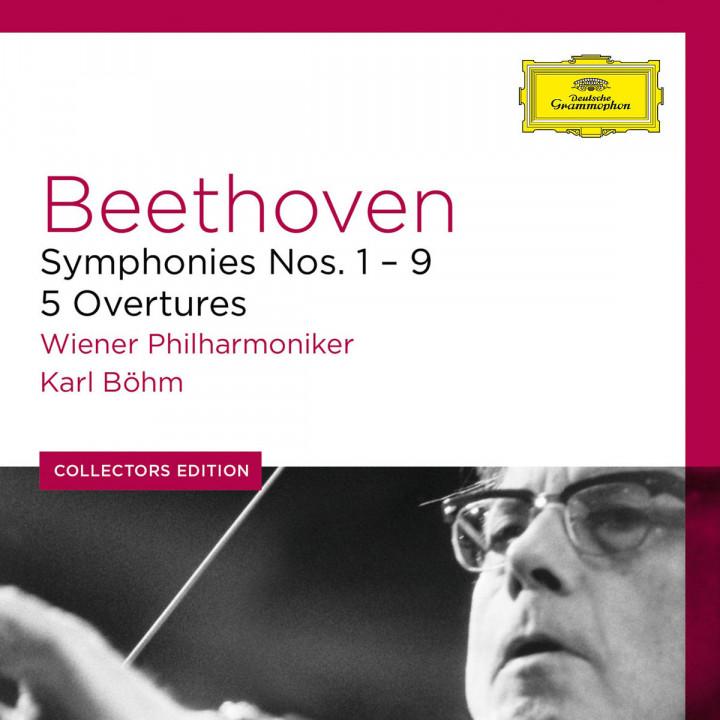 Beethoven: Symphonies Nos.1 - 9; 5 Overtures