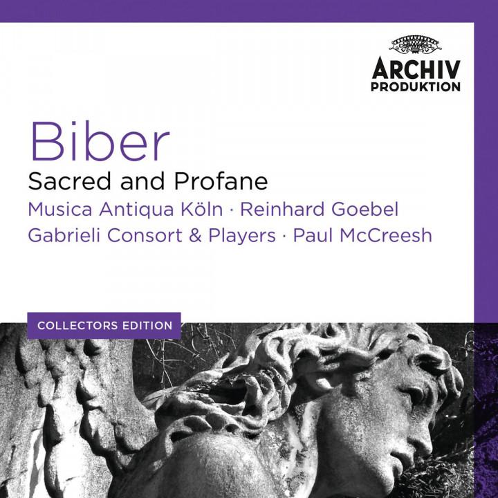 Geistliche und Weltliche Musik: McCreesh/Goebel/Gabrieli Consort & Players/Musica