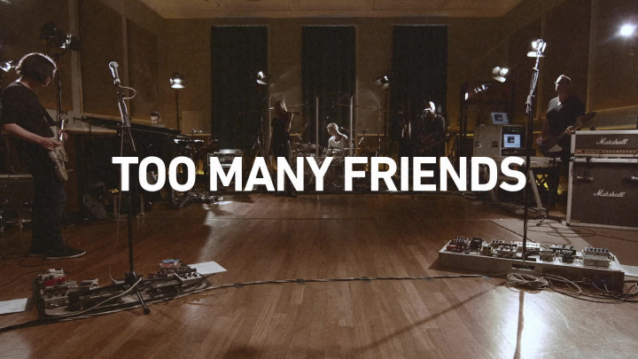 Too Many Friends (Rak Session)