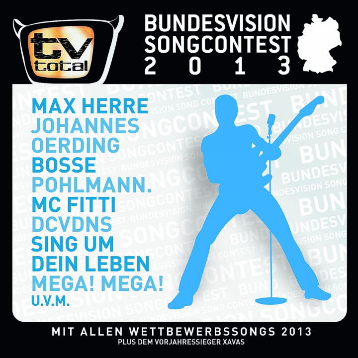 Bundesvision Songcontest 2013