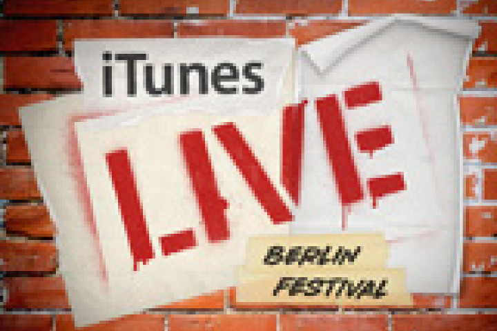 Gonzales iTunes Festival
