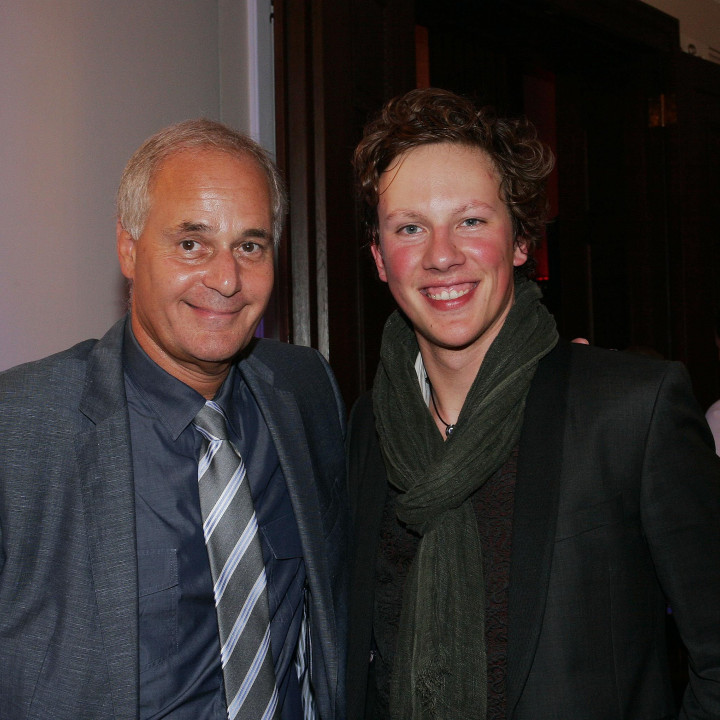 Rick Blaskey (Manager) und Martynas