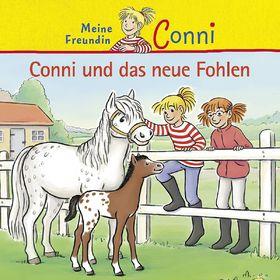 Conni, 40: Conni und das neue Fohlen, 00602537317226
