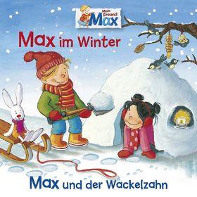 Max, 10: Max im Winter / Max und der Wackelzahn, 00602537395866