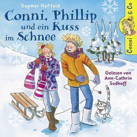 Conni, Conni & Co 09: Dagmar Hoßfeld: Conni, Phillip u. ein Kuss im Schnee, 00602537396078