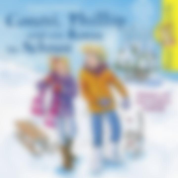 D. Hoßfeld: Conni, Phillip u. ein Kuss im Schnee: Conni