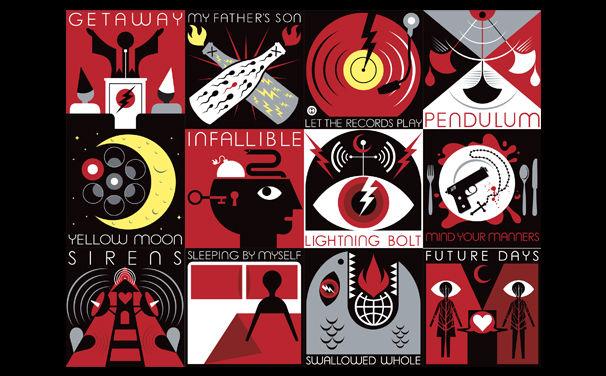 Pearl Jam, Seht jetzt Eddie Vedder im neuen Lightning Bolt-Teaser von Pearl Jam