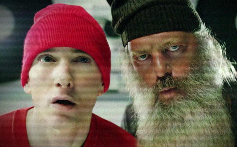 Eminem, Berzerk