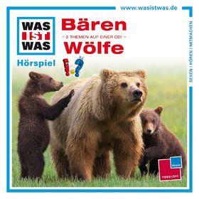 Was ist Was, 20: Bären / Wölfe, 09783788627218