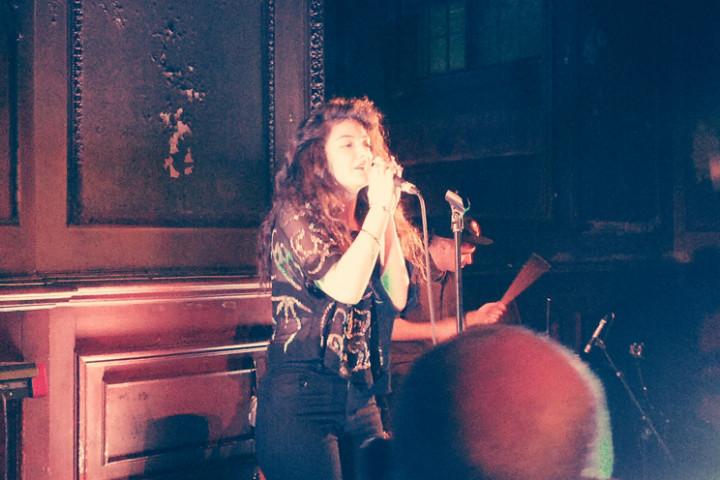 Lorde live Berlin 2013
