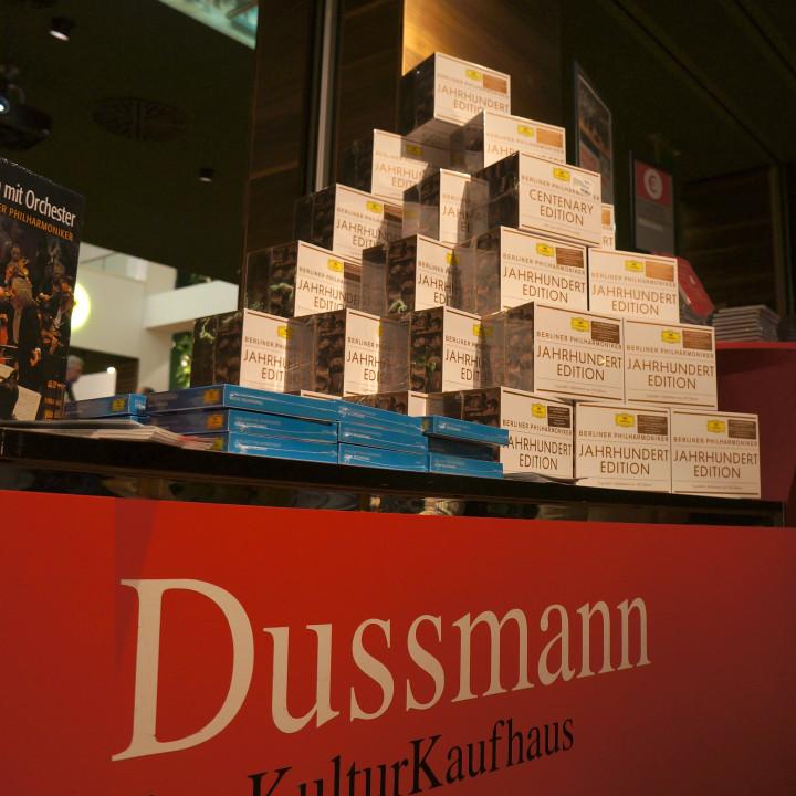 """Die """"Jahrhundert Edition"""" der Berliner Philharmoniker"""